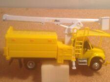 Boley INTL. utility service bucket truck ho new yellow
