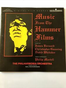Music From The Hammer Films - Dracula etc(The Philharmonia Orchestra) - CD Album