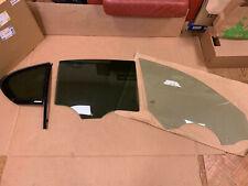BMW G11 Side Window Green Door Front + 2 Rear Right Side Window Green Door Glass