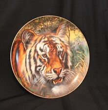 """Hi-Home Interiors """"King of His Domain"""" Boehm at Home Collection Plate"""