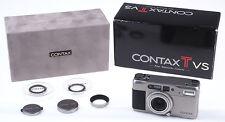 Contax T VS TVS Set,Filter, boxed, wie neu , Sammlerstück ! Superset * N223