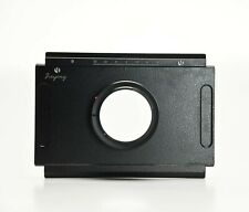 Moveable Adapter Für Canon Voll Format ILDC EOS R mount 4x5 Objektivplatten NEU