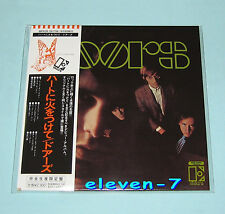 THE DOORS S/T first JAPAN mini LP CD brand new & still sealed