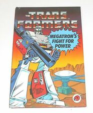 Vintage Ladybird Books ~ FIGHT FOR POWER ~ Transformers ~ NEW 1st Edtion (HE43)