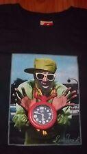 Vintage 80's Rap Hip Hop Photog Paniccioli Flavor Flav Public Enemy 2XL Shirt