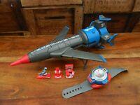 Thunderbirds Supersize Thunderbird 1 w/ Minifigure and Wrist Communicator 40th