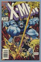 X-Men #34 1994 [Newsstand] Fabian Nicieza Andy Kubert Marvel m
