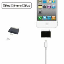 8pin Female To 30pin Male Adapter Converter For iPhone4 4S iPad 2 3 iPod Touch 4