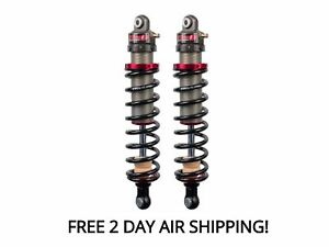 Elka Stage 1 IFP Front Shocks Suspension Pair Arctic Cat Wildcat Trail