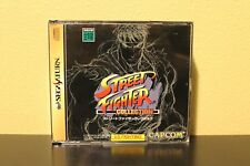 Street Fighter Collection / Sega Saturn - Japan Import - Game, Manual, & Case