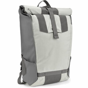 Timbuk2 Especial Vuelo Cycling Laptop Backpack (Hammered Cool Gray)