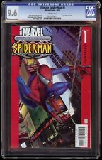 Ultimate Spider-man # 1 CGC 9.6 White (Marvel, 2000) 1st Ultimate Title
