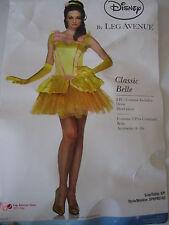 Halloween  Leg Avenue Disney Classic Bell Dress & Hairpiece Costume Sz S/P(BC-19