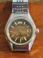 Vintage Orient 3 Star Crystal 21 Jewels Automatic ladies Watch
