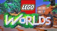 Lego Worlds PC [Steam Key] No Disc, Region Free