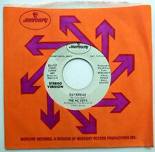 THE MC COYS 45 Daybreak PROMO Garage 1969 e1524