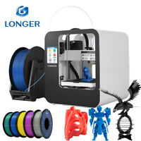 Longer Cube 2 3D Printer Mini Portable Printer for Beginner Child PLA Filament