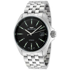 Glycine Men's 3916.191.MB Combat 6 Classic Automatic 36mm Black Dial - GL0105