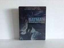 Batman: The Dark Knight Returns - Part 1 - Blu-Ray + DVD - Steelbook - DC COMICS