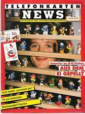 TK Telefonkarten Zeitung Telefonkarten News 1995 Nr. 2
