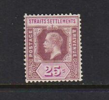 Straits Settlements #194a mint, cat. $ 35.00