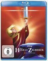 Die Hexe und der Zauberer [Blu-ray](NEU/OVP) Disney Classics um König Arthur