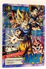 Carte dragon ball Fancard super battle Custom card prism Y32 Part 4 Yjj
