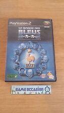 LE MONDE DES BLEUS 2002  /   PS2 SONY PLAYSTATION 2  PAL COMPLET