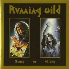 CD - Running Wild - Death Of Glory - A568