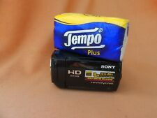 Sony HDR-CX100E AVCHD HD-Camcorder+10x Zoom+Zeiss-Obj.+4.0Mpixel +Händlerware+