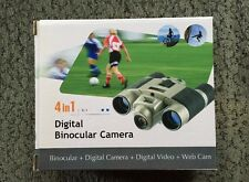 4 in 1  Digital Binocular Camera Binocular/Digital Camera/Digital Video/Web Cam