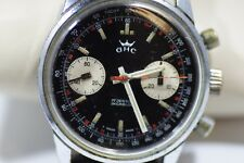 GHC Chronograph, Caliber 7733, 60er Jahre