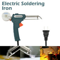 Manual Soldering G un Electric Iron Automatic Soldering Machine Kit Tool 110V