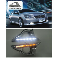2 x  LED DRL Daytime Running Lights Turn Signal Lamp For Toyata Camry 2012~2013