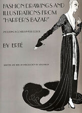 "Fashion Drawings and Illustrations from ""Harper's Bazar"" By: Erté"