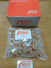 500 PACK 2 WIRE 8A JELLY GENUINE FUSION TELEPHONE CRIMPS CONNECTOR BT VIRGIN