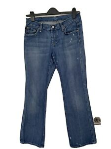 Ralph Lauren Low Rise Bootcut Jeans 10 Womens