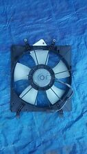 07 08 ACURA TL TYPE S RADIATOR COOLING FAN MOTOR ASSEMBLY OEM 1438