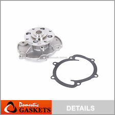 Water Pump fit 04-17 Buick Cadillac Chevrolet GMC Ponitac Saturn 3.6L DOHC