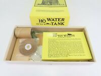HO Scale FSM #240 Water Tank Craftsman Model Building Kit Fine Scale Miniatures