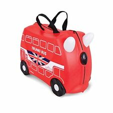 Maleta Trunki rojo (Robin red)