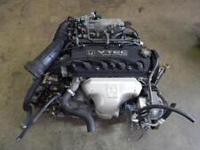 HONDA ACCORD MOTOR F23A VTEC ENGINE ULEV 2.3L 4 CYLINDER 1998-2002 1 JDM UNIT