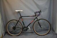 1989 Trek 8500 Touring Road Bike Small 53cm Randonneur Gravel Deore LX Charity!