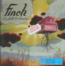 FINCH (UNITED STATES) - SAY HELLO TO SUNSHINE [BONUS TRACK] NEW CD