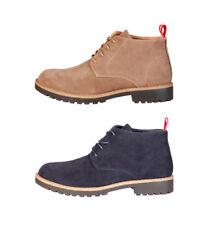 Zapatos de vestir de hombre azules, talla 43