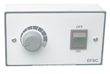 5 AMP FAN SPEED CONTROLLER KITCHEN VENTILATION AND HYDROPONICS