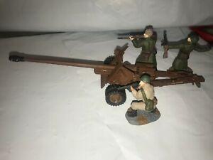 T-12 RUSSIAN ANTI TANK GUN 100MM WWII MADE OF METAL