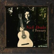 Nick Drake A Treasury CD NEW SEALED Pink Moon/Way To Blue/Magic/Northern Sky+