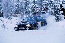 Ari Vatanen Subaru Impreza 555 RAC Rally 1993 Photograph 1