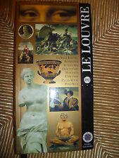 Le Louvre Guides Gallimard Réunion des musées nationaux 1994